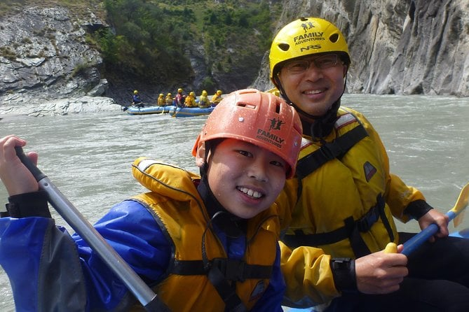 Skippers Canyon Rafting and Sightseeing Trip