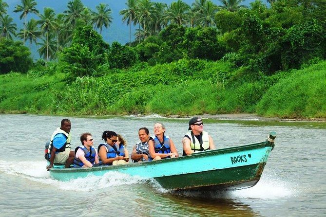 Suva Shore Excursion : Rewa River Eco Adventure with Lunch (Jewel Of Fiji 2)