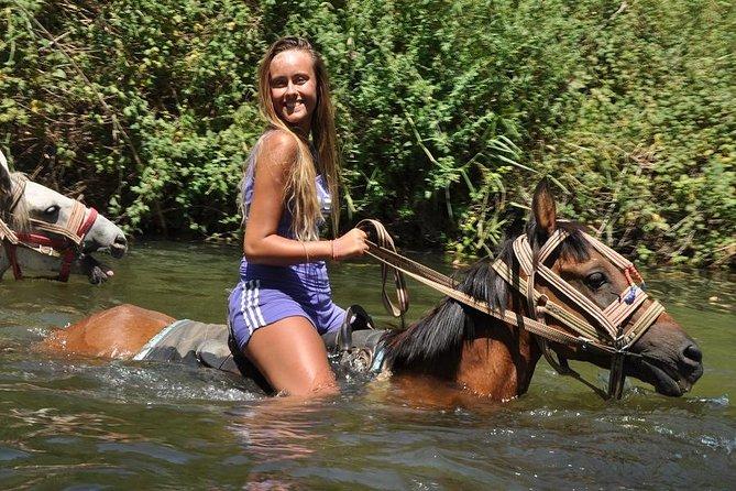 Horse Safari From Turunc