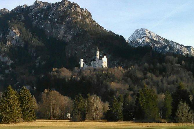 Skip-the-Line Neuschwanstein Castle Half-Day Tour from Fuessen