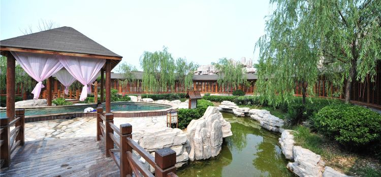 天沐江北水城溫泉2
