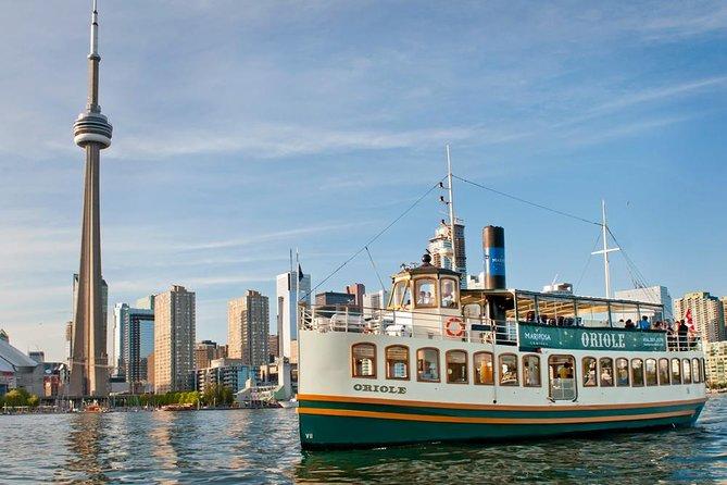 Toronto Harbour Tour