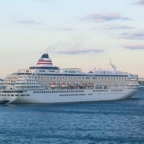 Yokohama Port Shared Transfer : from Yokohama Port to Tokyo Hotels