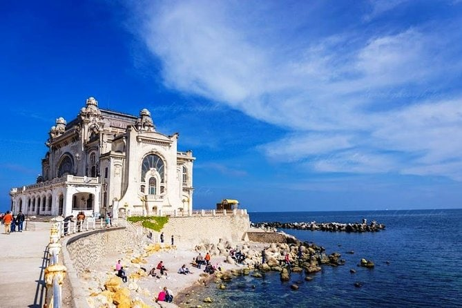 Small-Group Day Trip to Constanta (the ancient city of Tomis)