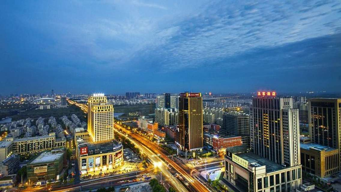 Private Transfer to Jiaxing City from Shanghai Pudong or Hongqiao Airport