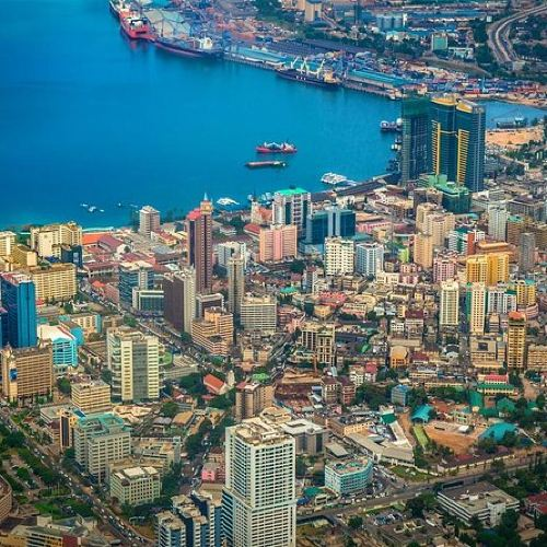DAR ES SALAAM CITY TOUR. ALL MUST SEE THINGS (PRIVATE GUIDE AND TRANSFER) 9 HRS