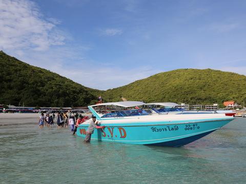 파타야 한국인 전용 산호섬 오후 스노클링 투어