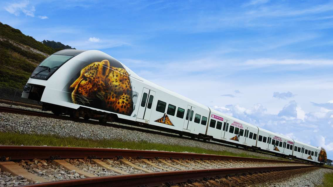 KLIA Ekspres Airport Train Tickets (KLIA/KLIA 2 to KL Sentral)