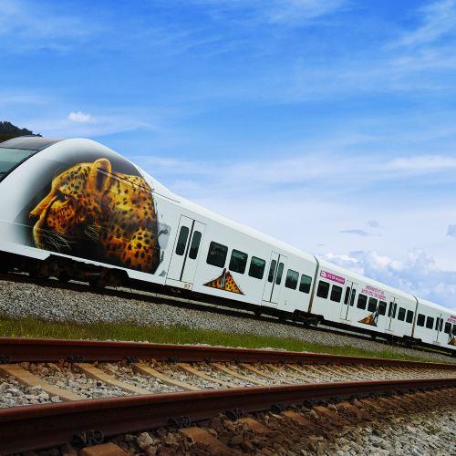 KLIA Ekspres Airport Train Tickets (KLIA/KLIA 2 to KL Sentral, round trip available)