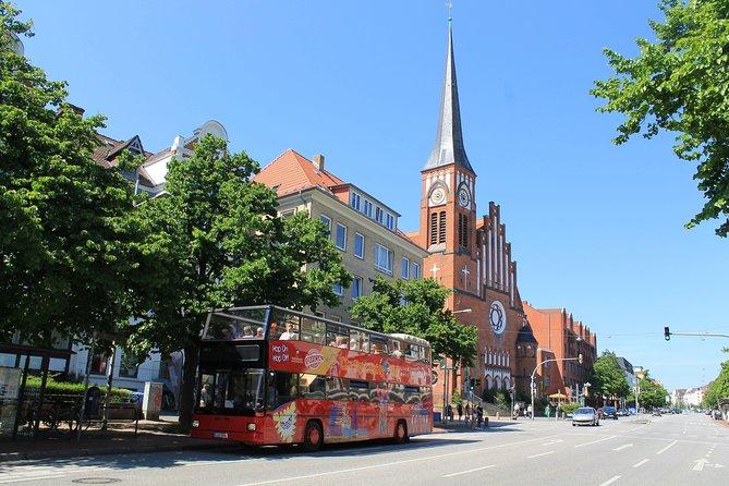 City Sightseeing Kiel Hop-On Hop-Off Bus Tour