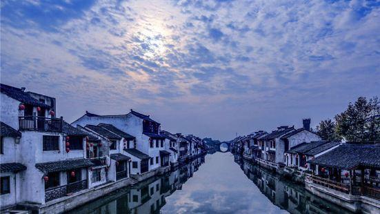 Jiangnan Ancient Canal Ship Tour (Wharf in Nan Chan Temple)