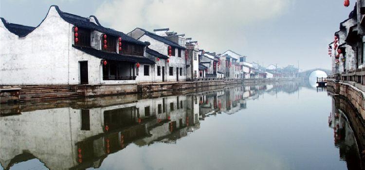 江南古運河遊船(南禪寺碼頭)3