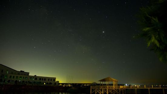 紅海灘濕地科學館