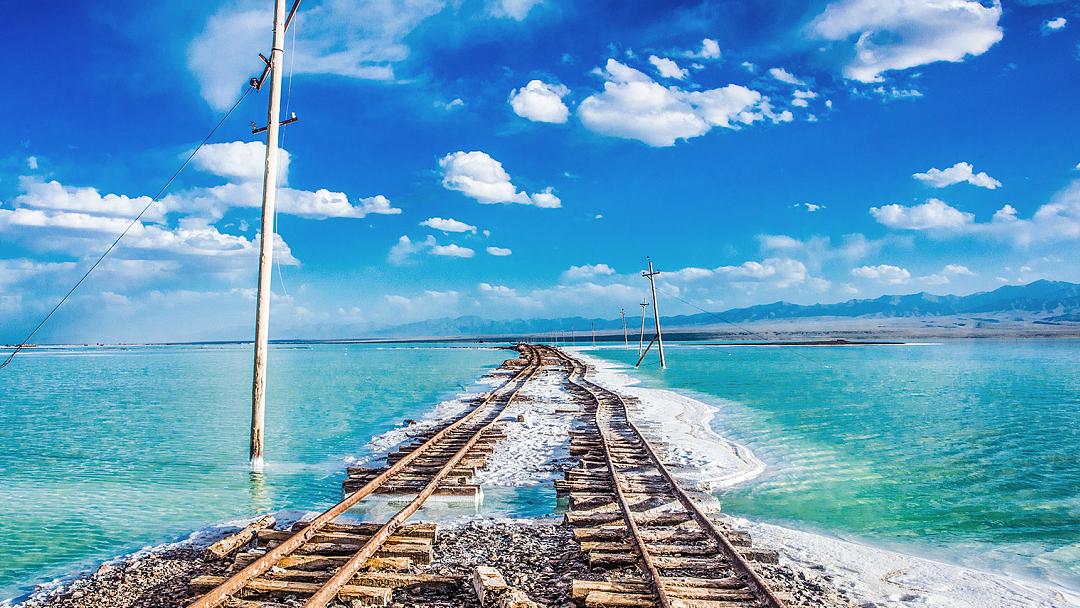 茶卡鹽湖+青海湖一日遊(贈肯德基早餐+純玩+贈鹽雕)