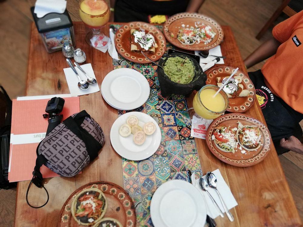 墨西哥+坎昆美食之旅一日遊(分享墨西哥烹飪的秘訣與熱情)