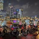 Marina Bay Night Cycling Tour