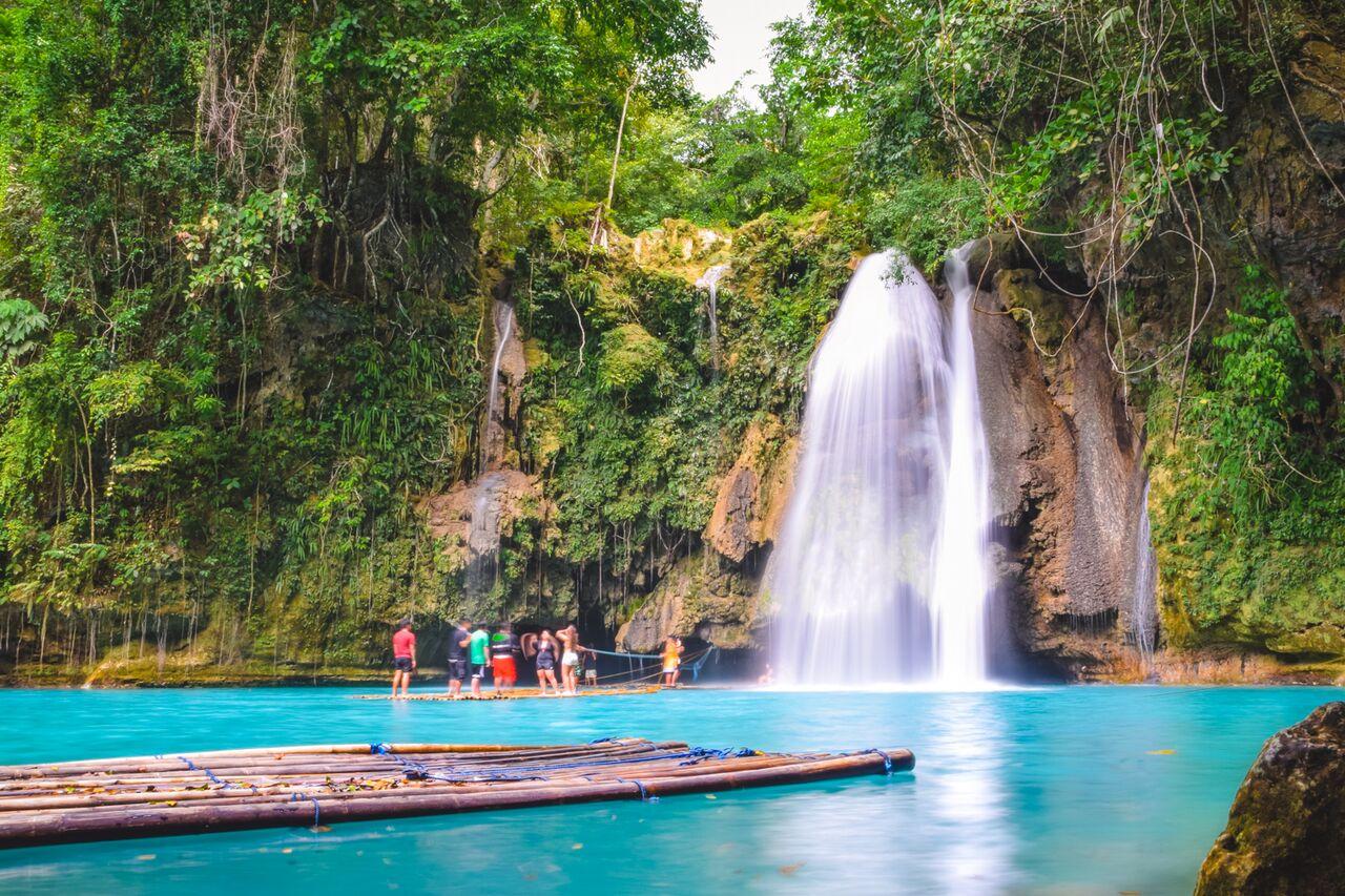 Kawasan Falls Private Tour