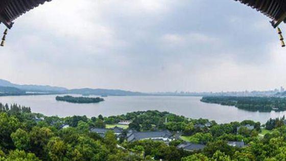 杭州西湖+雷峰塔+西溪國家濕地公園一日遊(純玩登雷峰塔 可升級西湖遊船  天天發班)