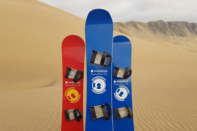 Sandboards rental