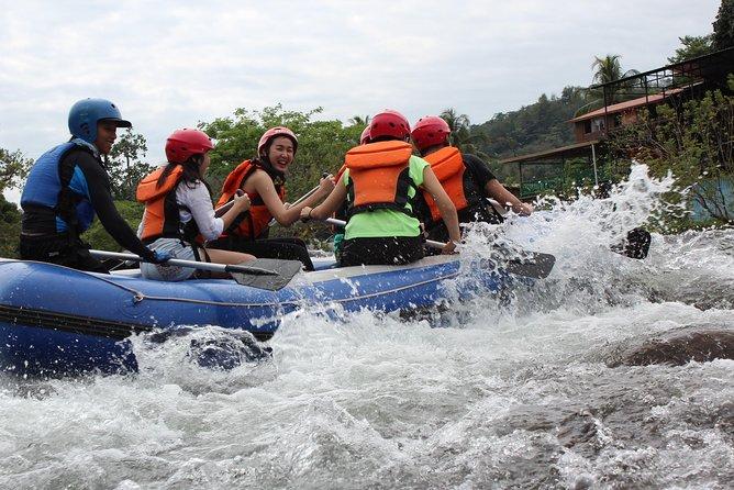 Kiulu White River Rafting