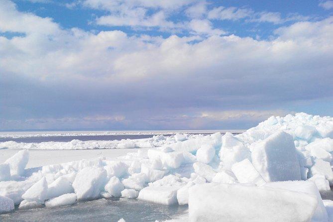 one-day Day Ice tour to Lake Baikal