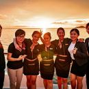 North Borneo Cruises Sunset Dinner Cruise