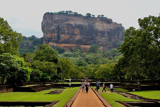 Private Day Tour to Sigiriya Rock Fortress From Polonnaruwa.