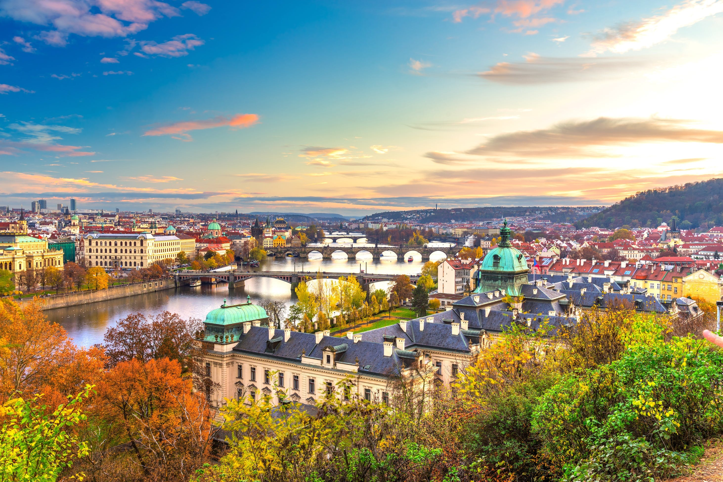 Prague highlights tour in 2 hours