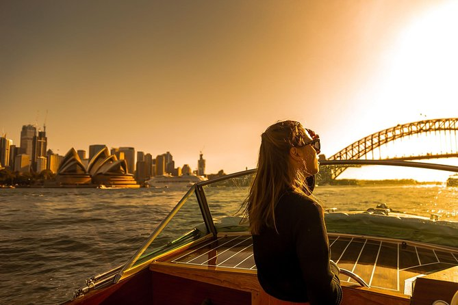 Private Sunset Cruise for Families on Sydney Harbour