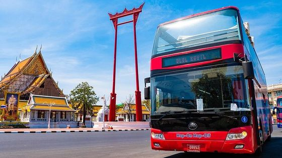 Best Bangkok Hop-On Hop-Off Bus Tour by Elephant Go Go