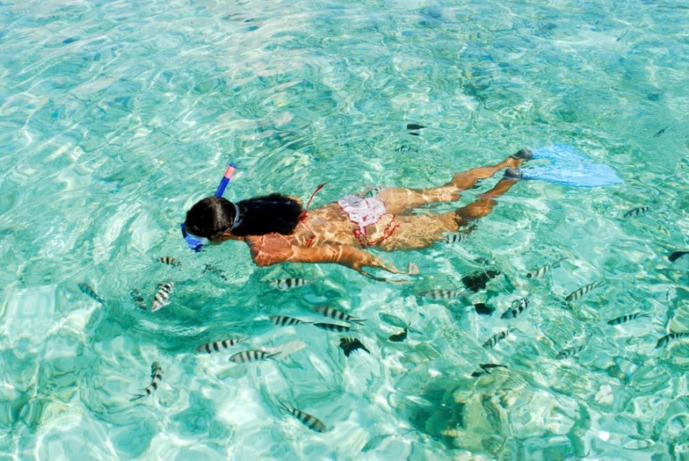 Snorkeling_Raymond Sahuquet