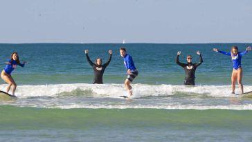 黄金海岸浪课程3