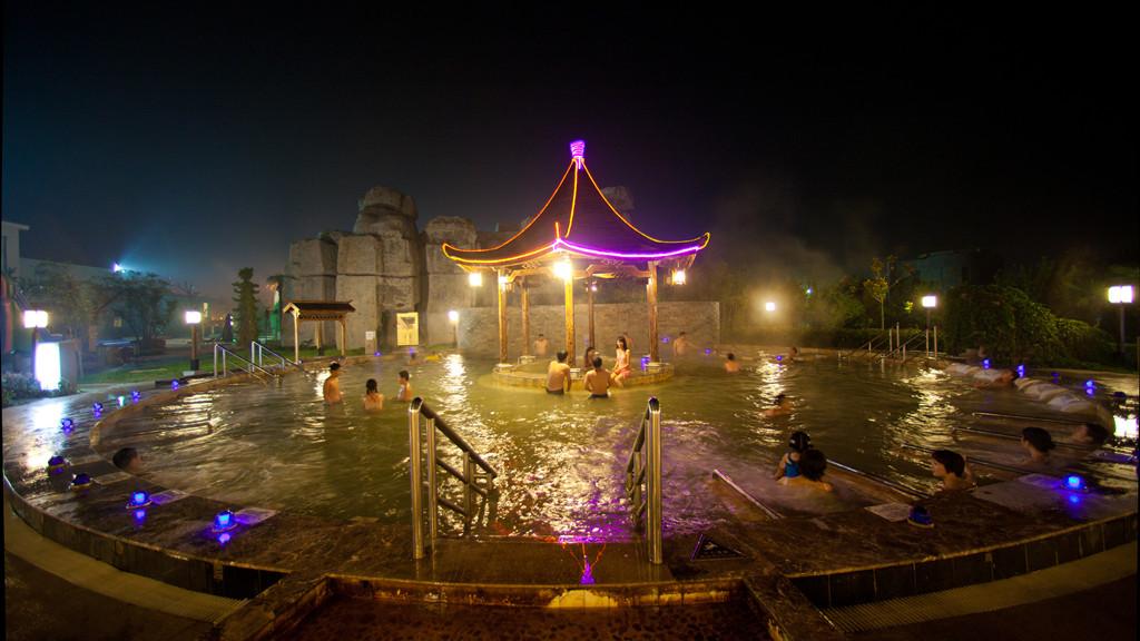 Huadu Hot Springs Resort