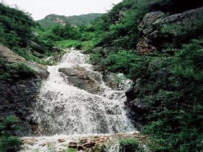 Jiushanding Natural Scenic Area