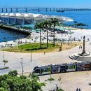 Sightseeing through the Tropical Forest and the City of Rio
