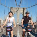 Brooklyn Bridge Bike Tour with Manhattan Skyline Views