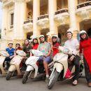 Half-Day Tour: Hanoi City by Motorbike