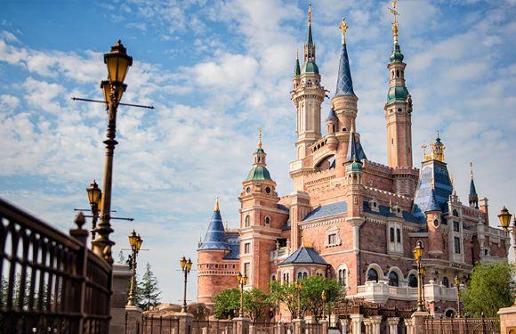 上海迪士尼度假區門票