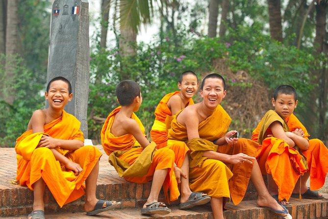 Half Day- Monks & Charities of Vientiane