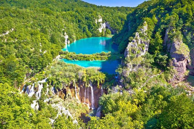 Private Tour: Split-Plitvice Lakes-Zagreb ( vice versa )