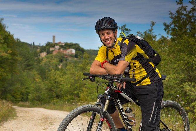 Parenzana Trail Full Day Cycling Tour from Pula, Rovinj, Poreč or Buje