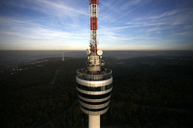 Fernsehturm Stuttgart Admission Ticket