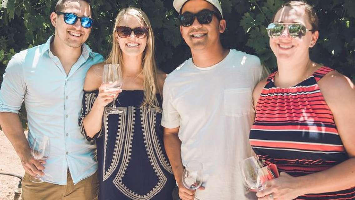 All-Inclusive Wine Tasting Tour - Paso Robles