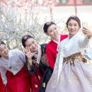 Gyeongbokgung Palace Hanbok Rental Experience in Seoul