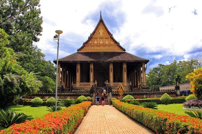 Half-Day Vientiane City Bike Tour