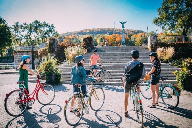Montreal Bike Tour: The Essentials