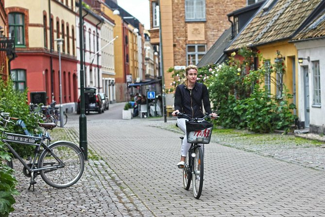 Malmö Small Group Bike Tour