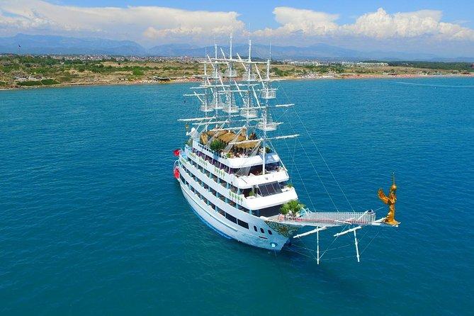 Antalya Maldive Disco Boat