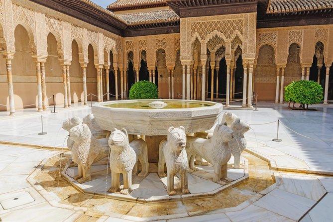 Alhambra & Nasrid Palace Small group (max 9 pax)