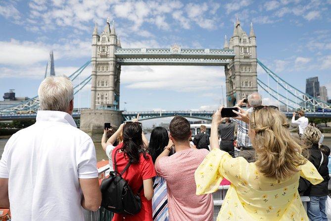 Thames Hop-On Hop-Off River Cruise